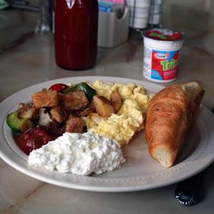 Хотите похудеть – завтракайте сытно