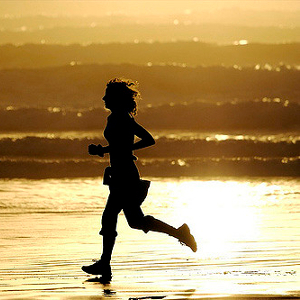 Горячая пробежка