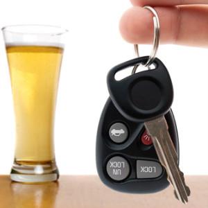 Американцы продолжают пить за рулем