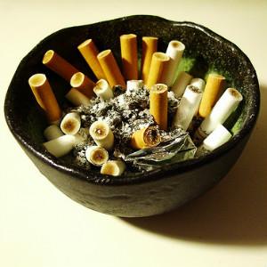 Даже бывший курильщик рискует поджелудочной