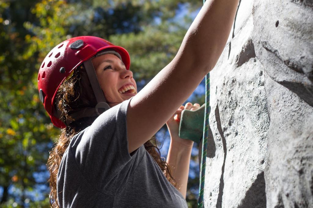 Скалолазание для тех, кто боится высоты