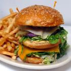 Употребление жирной пищи влияет на память.