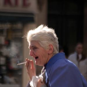 Курение и лишний вес лишают мозга