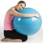 Новые упражнения на фитболе: тренируем все группы мышц