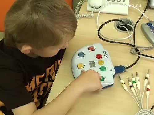 Детские центры здоровья: исследование нервной системы