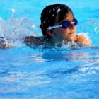 Плавание помогает детям развиваться