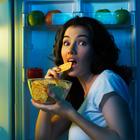 Люди не догадываются, как много они едят