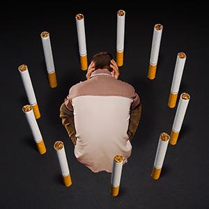 Учеными была установлена психологическая основа зависимости от сигарет