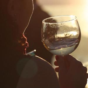 бокал вина фото - фото 6