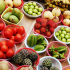 Овощи и фрукты исправят дурную наследственность