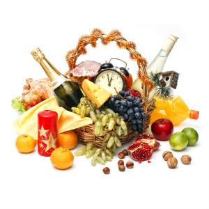 Новогодний стол: позаботьтесь о желудке