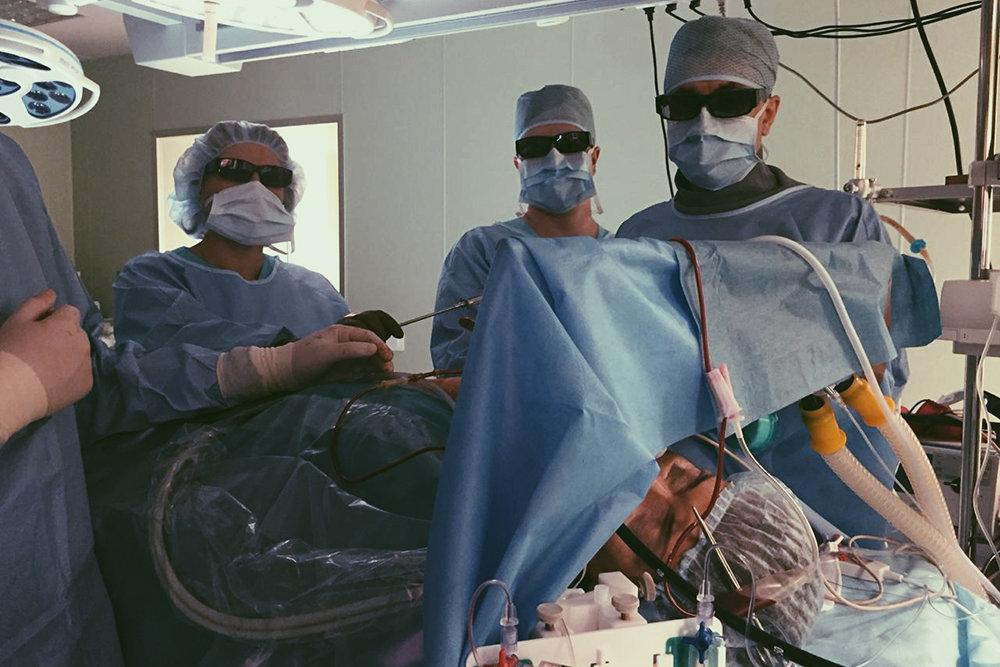Сибирские кардиохирурги впервые в России использовали 3D-технологию