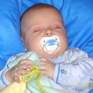 Режим сна для младенца: советы родителям