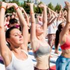 3-ий Международный воскресенье йоги во России