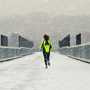 Физкультура зимой на улице картинки