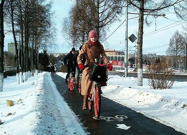 Альметьевск – велосипедная столица России