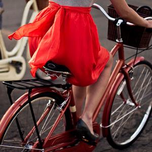 Велосипедисткам нужно «женское» седло