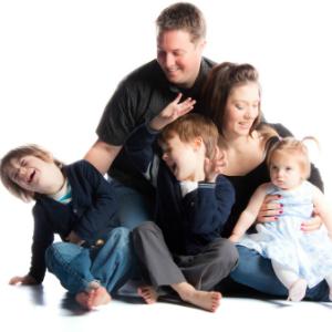 Развод лишает детей здоровья