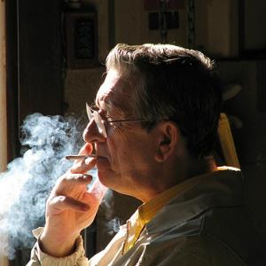 Курение лишает мужчин памяти