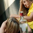Пробная выпивка приводит детей к алкоголизму
