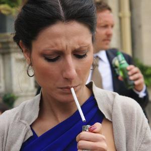 курение уровень холестерина
