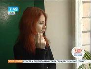 Приоритет - здоровье: Елена Дербунович бросает курить. Часть 1.
