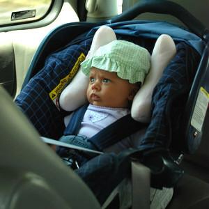 Автокресла для малыша: теория