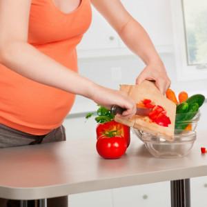 Лишний вес у мамы – лишний вес у малыша