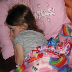 Крепко спишь – быстро взрослеешь