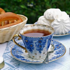 Чаепития спасают от диабета