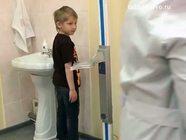 Детские центры здоровья: определение роста, веса и силы рук