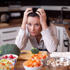 Сложные диеты не дают худеть