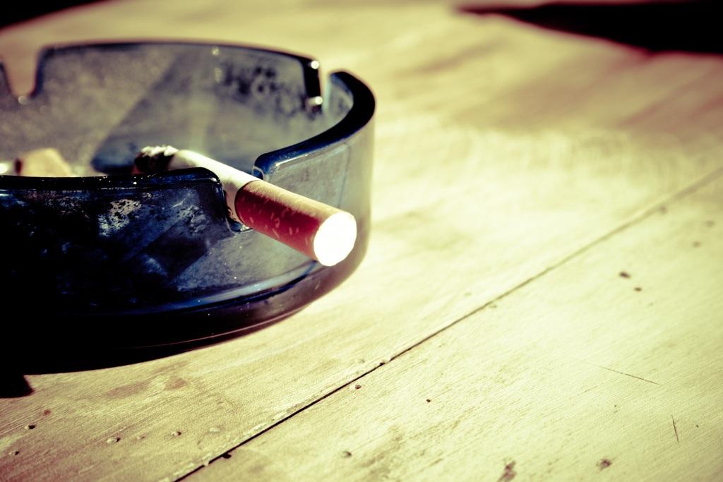 Сигаретные фильтры. Есть ли толк