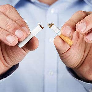 У некурящих реже происходит кровоизлияние в легких