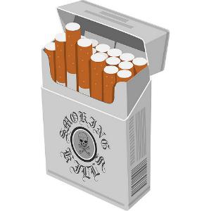 Все австралийские сигаретные пачки станут одинаковыми