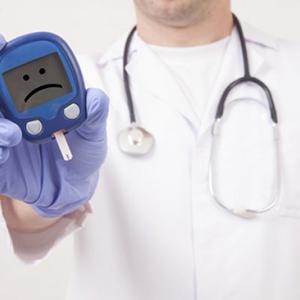 Без пяти лет диабет