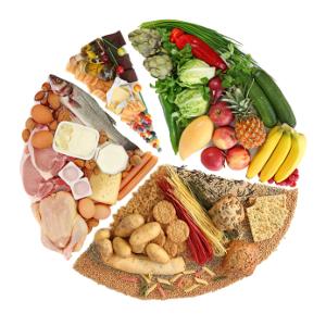Соотношение белков и углеводов сильно влияет на желудок