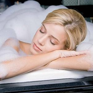 Снизить вес и содержание сахара в крови можно в горячей ванне