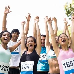 Как пережить марафон.  Часть первая: перегрев и электролитные нарушения