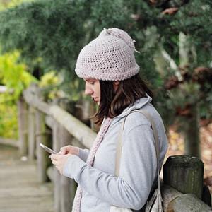 Мобильный телефон травмирует шею