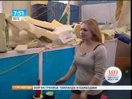 Приоритет - здоровье: Елена Дербунович бросает курить. Часть 3