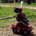 Устами младенца: бросайте курить