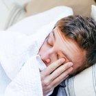 Недосып увеличивает риск простуды вчетверо