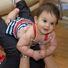 Общение с грудным младенцем