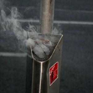 На свежем воздухе табачный дым небезопасен