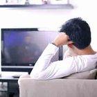 У мужчин-телезрителей вырабатывается меньше спермы
