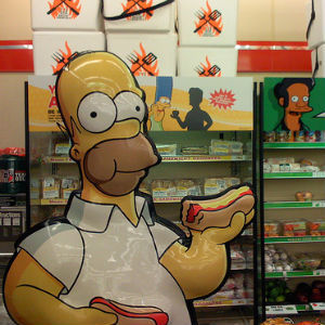 Пончики – только Гомеру