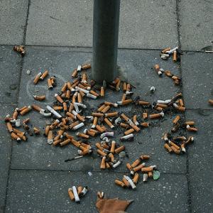 Курильщики боятся не смерти, а потери привлекательности