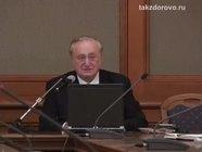 Зураб Кекелидзе. Психическое здоровье нации