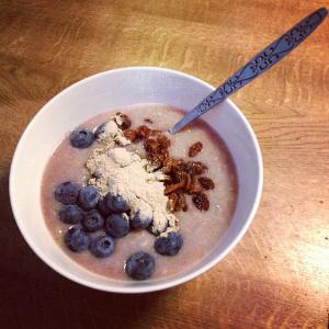Здоровый завтрак спасет от переедания